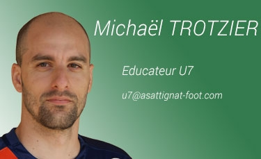 Mickael TROTZIER