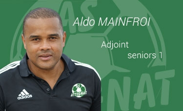 Aldo MAINFROI - Adjoint seniors 1
