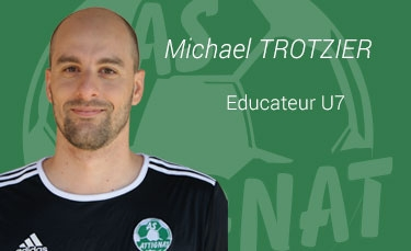 Michael TROTZIER - Educateur U7