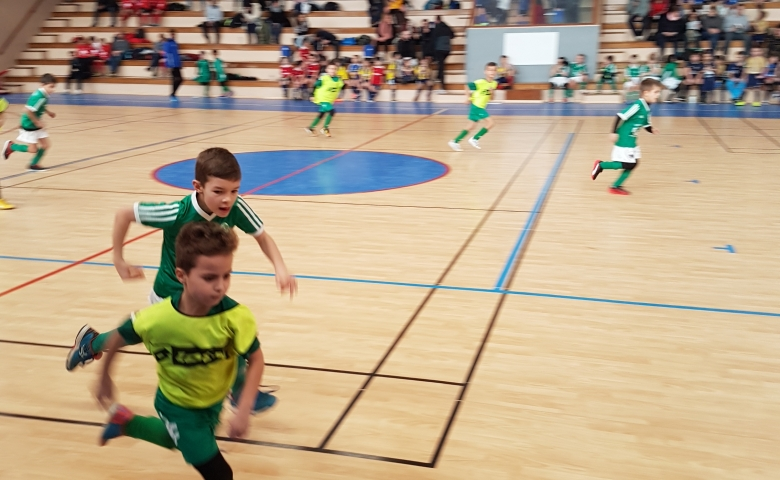 TOURNOI U9 AU SO CLUB DE VIRIAT ET À AMBERIEU